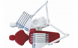 Дентален пулт за управление за стоматолози работещи с лява или дясна ръка