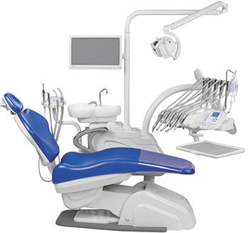 Стоматологичен стол TEKMIL - Correcta S