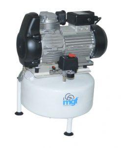 Безмаслен компресор модел 30/7 PRIME S – MGF – Италия 85 l./min. обем на ресийвъра 24 л.