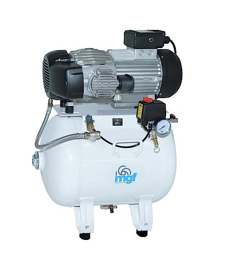 Безмаслен компресор модел 50/15 PRIME S 170 l./min. обем на ресийвъра 40 л.