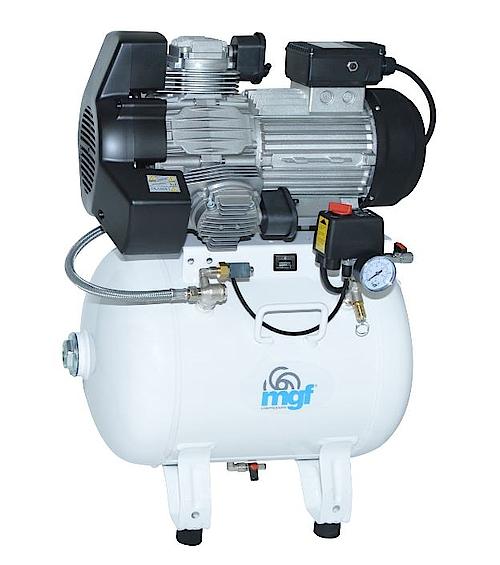 Безмаслен компресор модел 50/25 PRIME S 250 l./min. обем на ресийвъра 40 л.