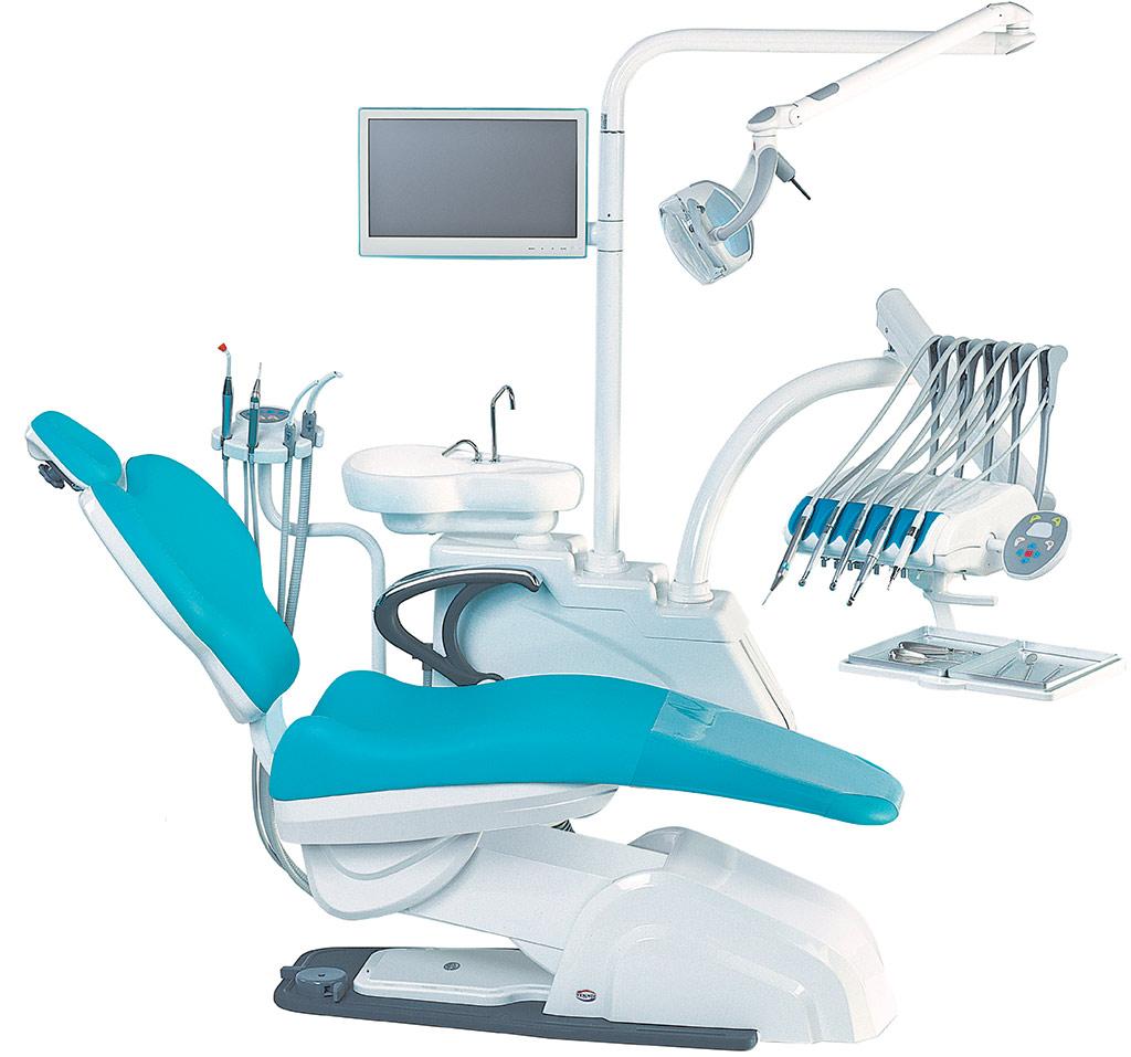 Стоматологичен стол и юнит Correcta